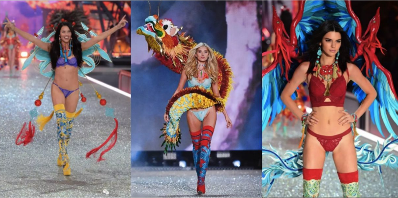Chinese zodiac - victorias secret model year of rooster