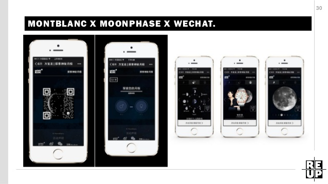 montblanc moon phase campaign