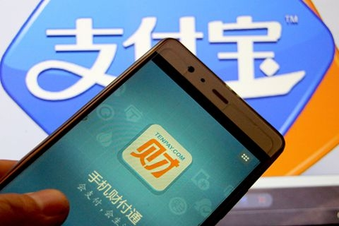 Chinese Third-Party Payment Tenpay mobile