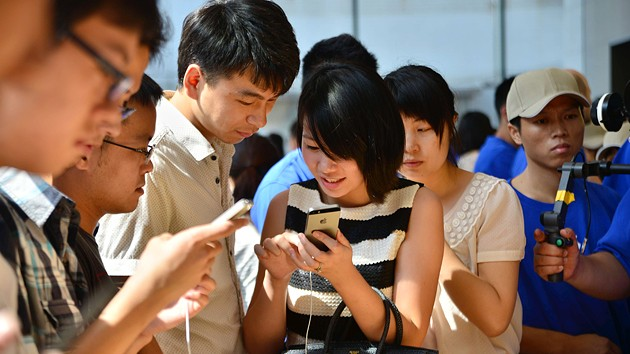 Chinese people prefer mobile and digital advertising over traditional